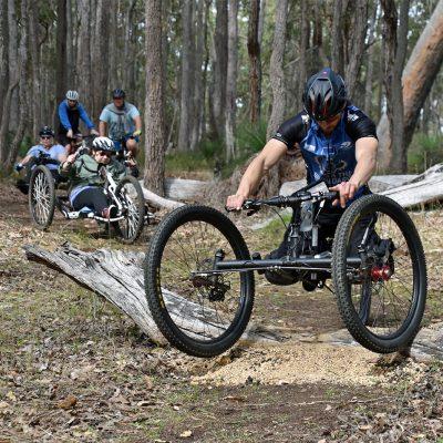 Beyond The Wheelchair