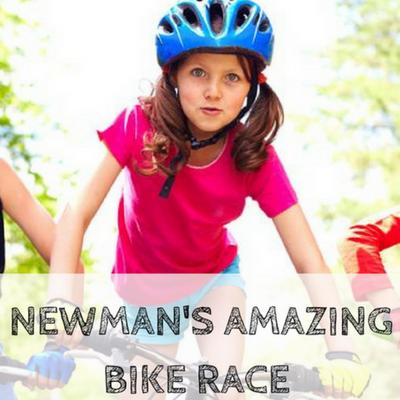 Newman's Amazing Bike Race