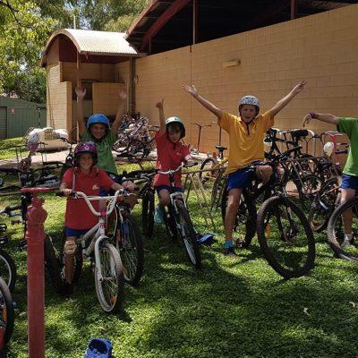 Ride to School Challenge